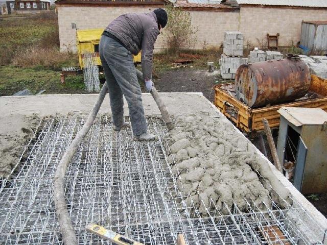 Бетон в островцах жидкая пропитка бетона